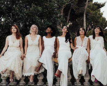 L'amoureuse by Ingrid Fey - Photos : Audrey Rutz - Blog mariage : La mariée aux pieds nus