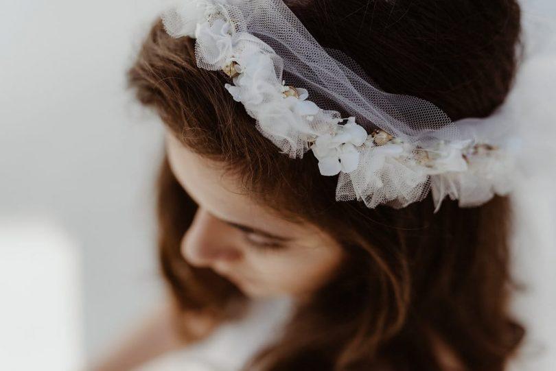 L'amoureuse by Ingrid Fey - Le fleurs Dupont - Accessoires mariée - Blog mariage La mariée aux pieds nus