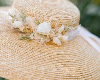 L'atelier de Clotilde - Accessoires de mariée - Collection 2021 - Blog mariage : La mariée aux pieds nus