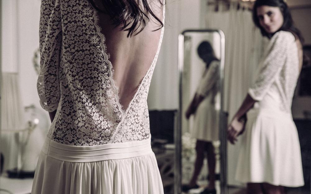 Laure De Sagazan Collection De Robes De Mariée Cérémonie