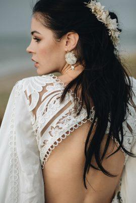 Les couronnes de Victoire - Accessoires de mariée - Collection 2021 - Blog mariage : La mariée aux pieds nus