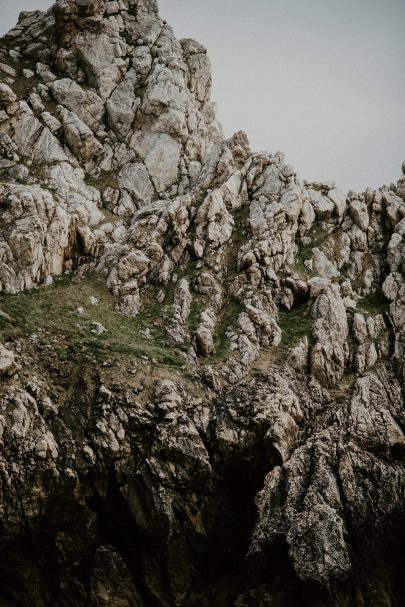 Une séance engagement à la pointe de Pen-Hir en Bretagne
