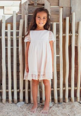 Birdie - Tenue de cortège et de cérémonie de mariage pour les enfants - Blog mariage : La mariée aux pieds nus