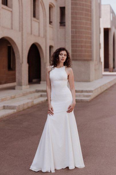 Chris von Martial - Robes de mariée - Collection 2019 - Blog mariage : La mariée aux pieds nus
