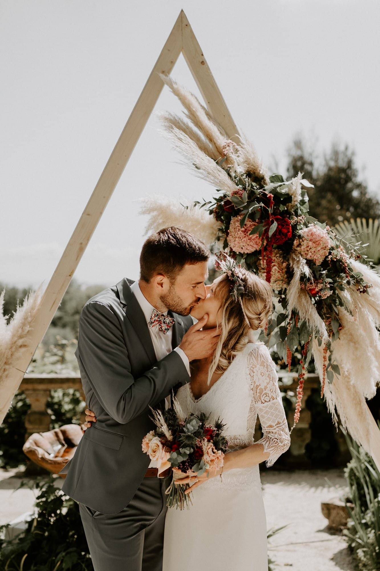 Dorothée Buteau - Photographe mariage - Bloga mariage : La mariée aux pieds nus