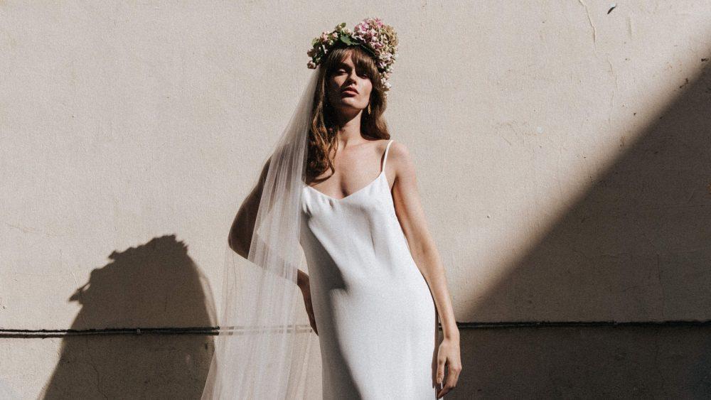 Lorafolk - Robes de mariée - Collection 2022 - Photos : Laurence Revol - Blog mariage : La mariée aux pieds nus