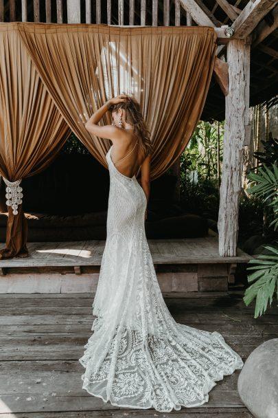Lovers Society - Robes de mariée - La mariée aux pieds nus