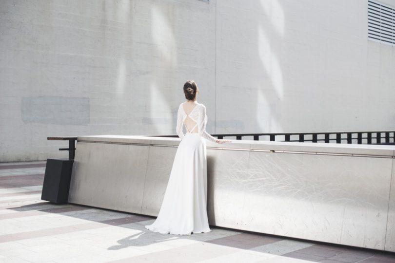 Mademoiselle de Guise - Robe de mariée - Collection 2017 - A découvrir sur le blog mariage www.lamarieeauxpiedsnus.com - Modele : Camelia