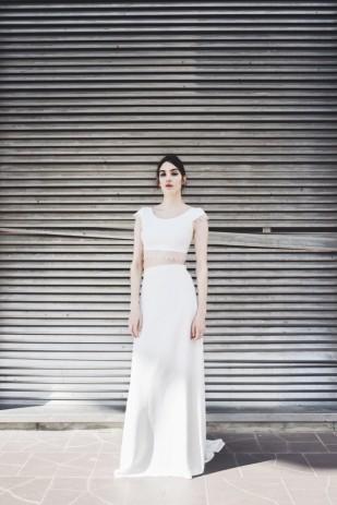 Mademoiselle de Guise - Robe de mariée - Collection 2017 - A découvrir sur le blog mariage www.lamarieeauxpiedsnus.com - Modele : Josephine