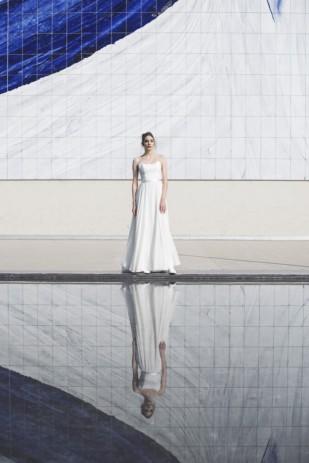 Mademoiselle de Guise - Robe de mariée - Collection 2017 - A découvrir sur le blog mariage www.lamarieeauxpiedsnus.com - Modele : Lou