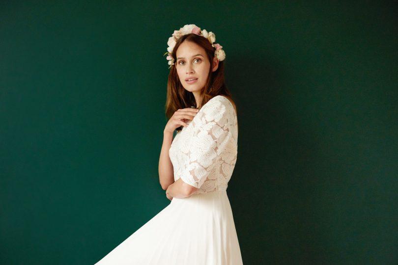 Maison Floret - Collection 2019 - La mariée aux pieds nus