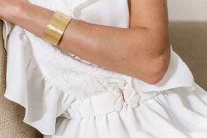 Maison Guillemette - Accessoires et robes de mariée - Collection 2021 - Blog mariage : La mariée aux pieds nus