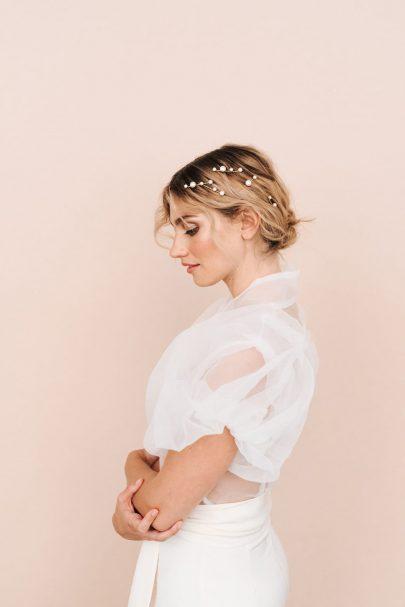 Maison Sabben - Accessoires de mariée - Collection 2020 - Photos : Chloé Lapeyssonnie - Stylisme : Studio Quotidien