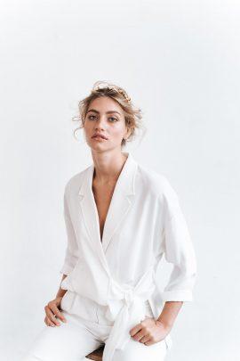 Maison Sabben - Accessoires de mariée - Photos : Chloé Lapeyssonnie - Blog mariage : La mariée aux pieds nus