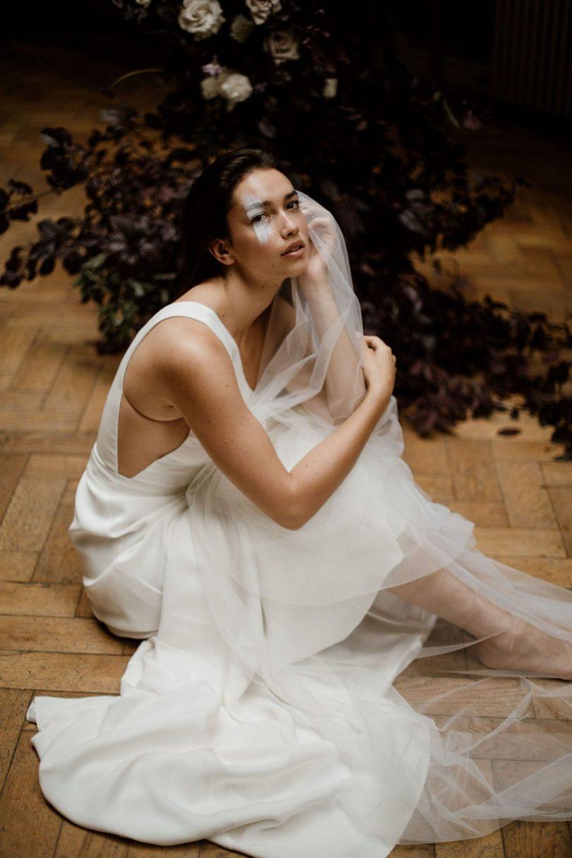 Maïté Bailleul - Robes de mariée - Collection 2022 - Photos : Coralie Lescieux - Blog mariage : La mariée aux pieds nus