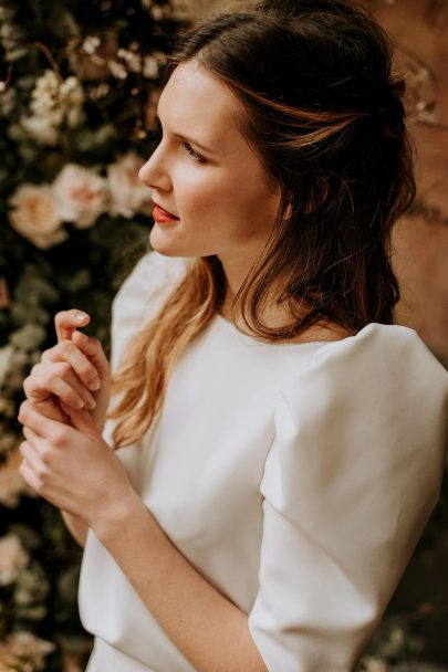 Se Casan x Maïté Bailleul : des robes de mariée prêt-à-porter ou à louer - Photos : Anaïs Bizet - Blog mariage : La mariée aux pieds nus