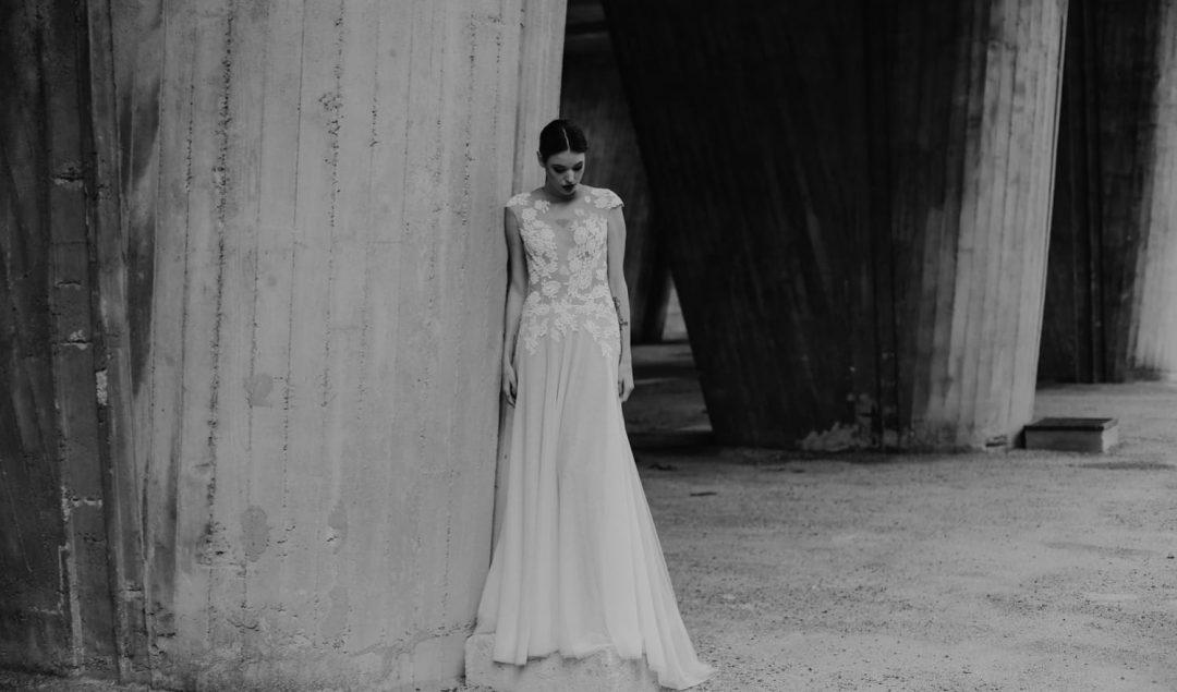 Manon Gontero - Robes de mariée - Collection 2018 - Photos : Soulpics - Blog mariage : La mariée aux pieds nus