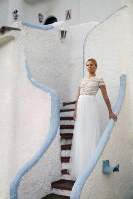 Margaux Tardits - Collection 2019 - La mariée aux pieds nus