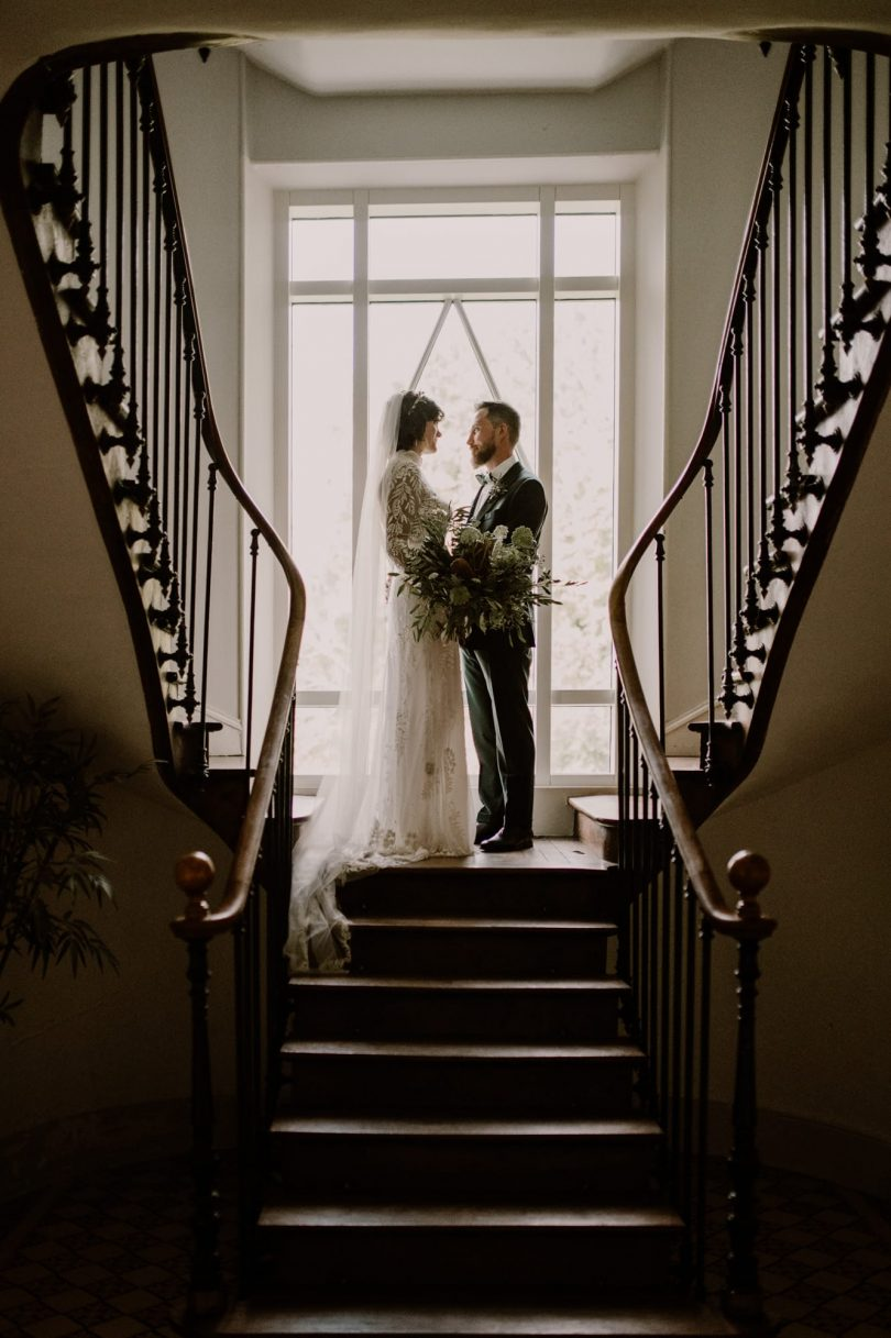 Un mariage à l'Abbaye de Fontaine-Guérard en Normandie - Photos : Anne Letournel | Organisation : La fabrique des instants - Blog mariage : La mariée aux pieds nus