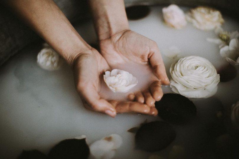 Le matin du mariage - Inspiration - A découvrir sur le blog mariage www.lamarieeauxpiedsnus.com - Photos : Andrea Calvano