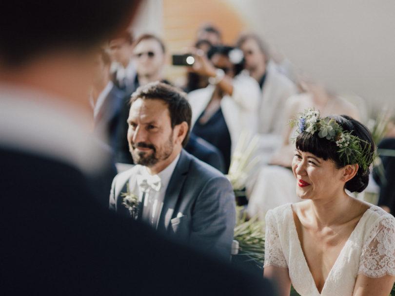 Un mariage aux accents tropicaux à Arcachon - A découvrir sur le blog mariage www.lamarieeauxpiedsnus.com - Photos : Capyture