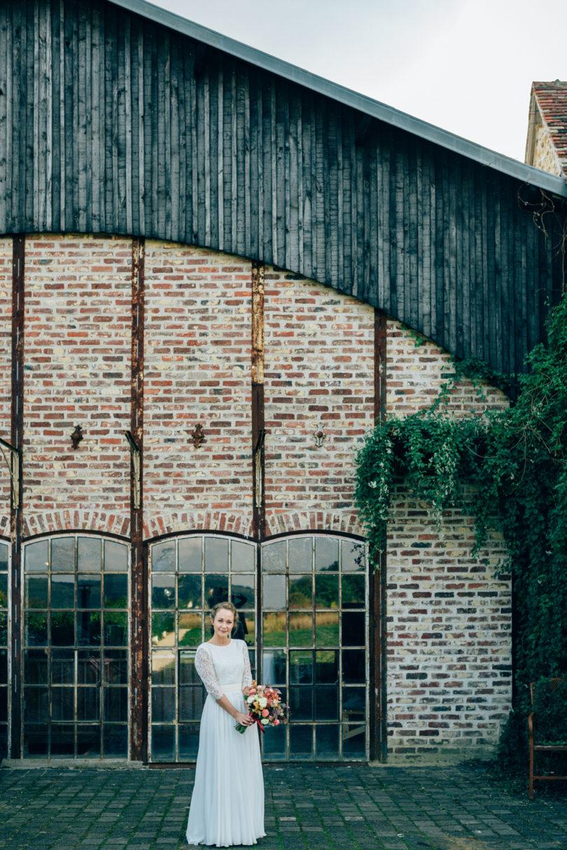 Un mariage en automne au domaines des Bonnes Joies dans les Yvelines - A découvrir sur le blog mariage www.lamarieeauxpiedsnus.com - Photos : Pierre Atelier