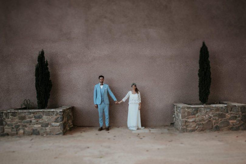 Un mariage au Domaine de la Baratonne près de Marseille - Photos : Soulpics - Blog mariage : La mariée aux pieds nus