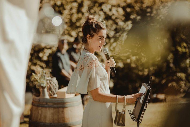 Un mariage à la Bastide des Barattes en Provence - Photos : David Latour - Blog mariage : La mariée aux pieds nus