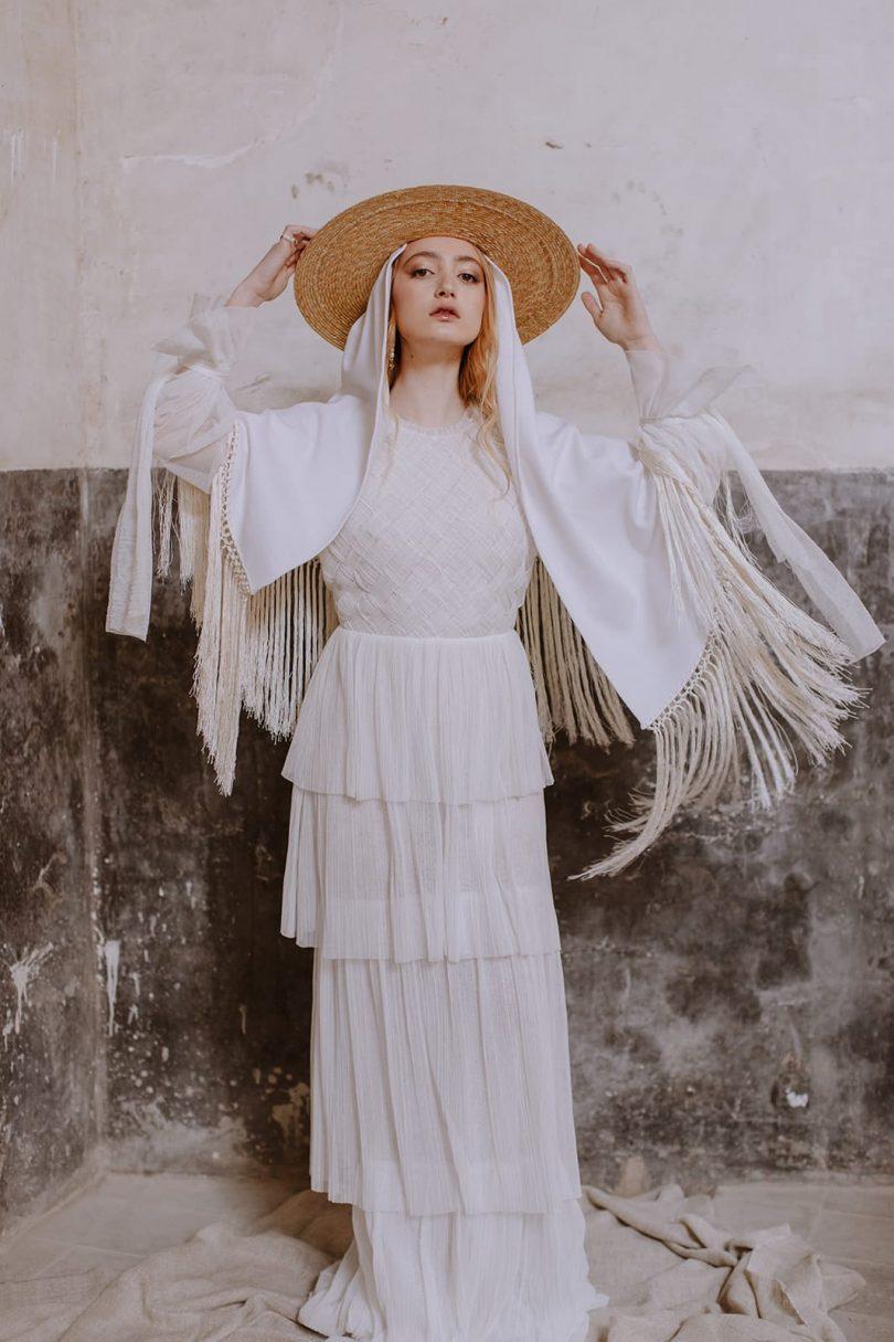 Un mariage en blanc inspiré par la tradition catalane de Sant Jordi - Photographe : Fran Gribodo - Blog mariage : La mariée aux pieds nus