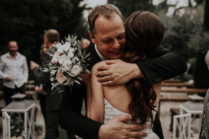 Un mariage au Domaine de Blanche Fleur près d'Avignon - Photos : Lorenzo Accardi - Blog mariage : La mariée aux pieds nus