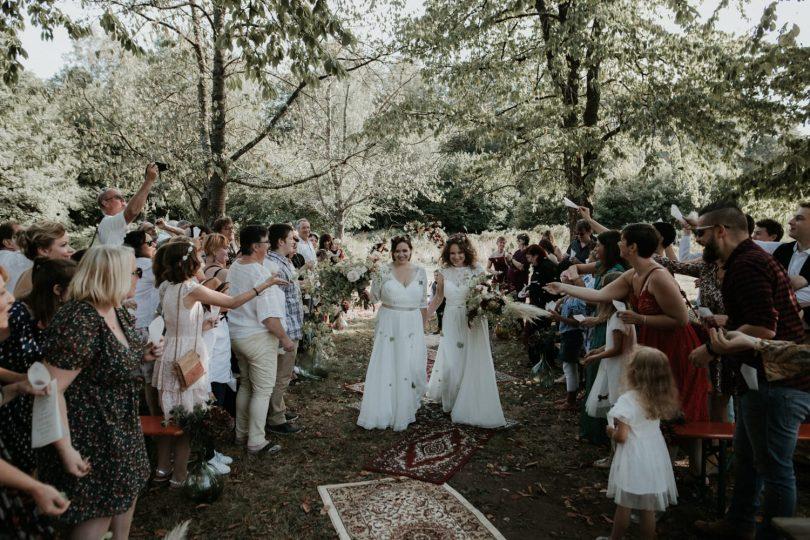 Un mariage bohème en Alsace - Photos et Vidéo : Soulpics - Blog mariage : La mariée aux pieds nus