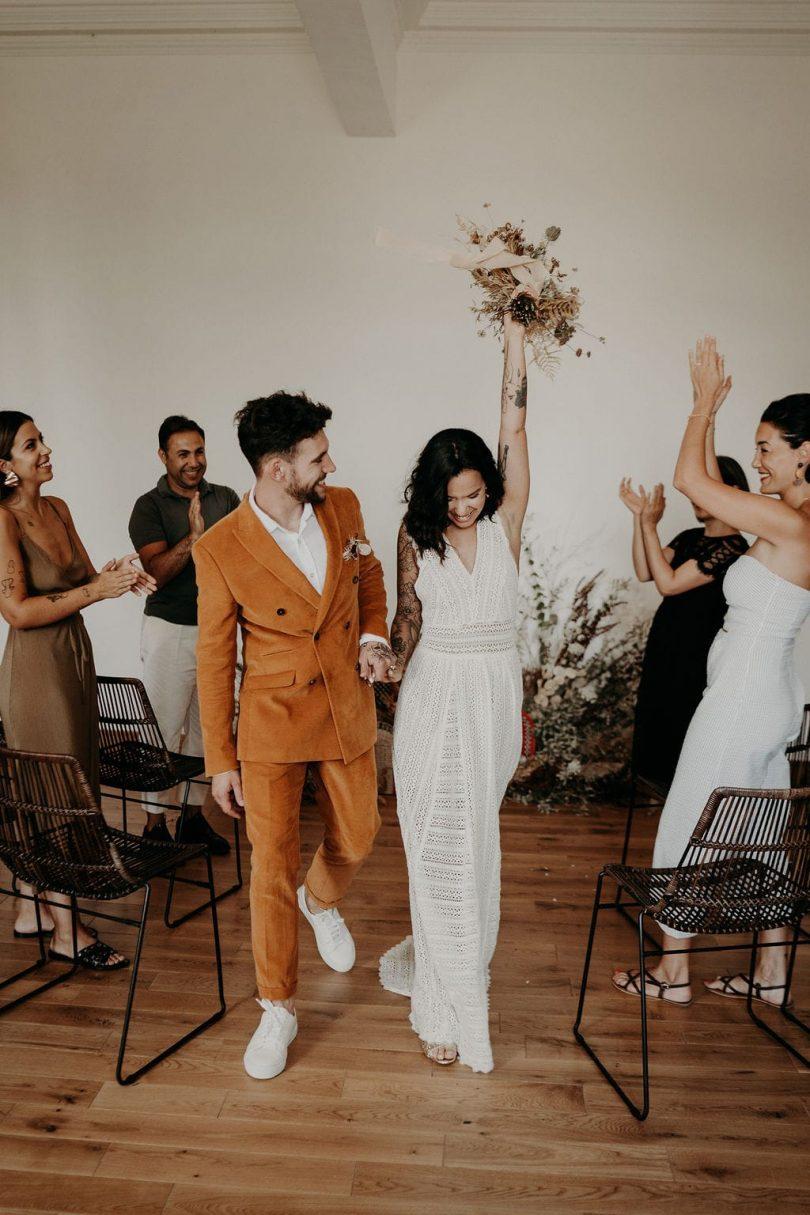Un mariage bohème au Château de Fajac près de Toulouse - Photos : Th Quirky - Blog mariage : La mariée aux pieds nus