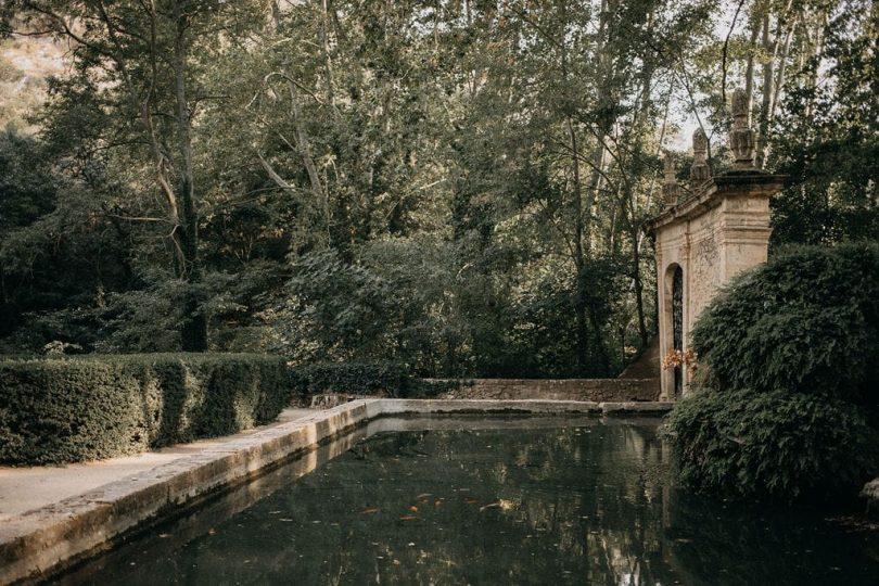 Un mariage bohème au Chateau de la Barben en Provence - Photos : Gwendoline Noir - Blog mariage : La mariée aux pieds nus