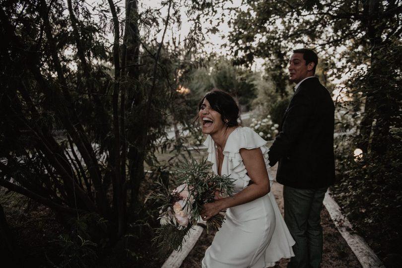 Un mariage bohème au Domaine de Petiosse dans les Landes - Photographe : Patricia Hendrychova Estanguet - Blog mariage : La mariée aux pieds nus