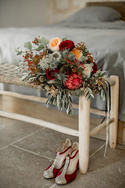 Un mariage bohème dans le sud de la France - Rock'n Brides - La mariée aux pieds nus