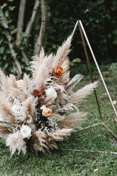 Un mariage bohème à la Villa du Parc à Lunel-Viel - Photos : Laurent Brouzet Blog mariage : La mariée aux pieds nus