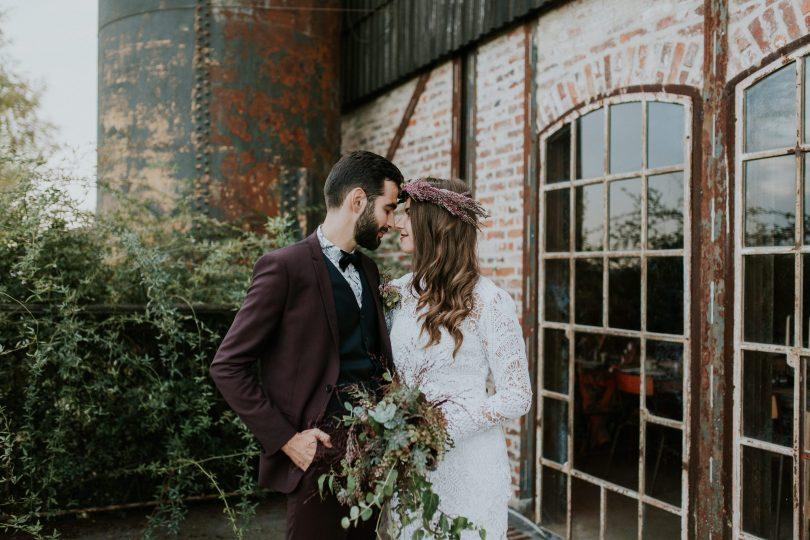 Un mariage au domaine des Bonnes Joies - Photos : Madame B Photographie - Blog mariage : La mariée aux pieds nus