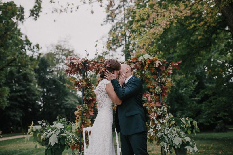 Un mariage à Bordeaux en automne
