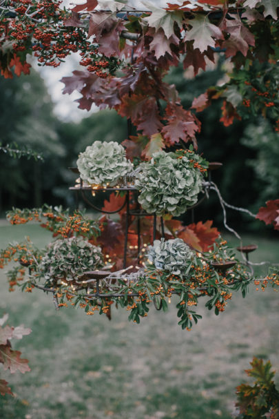 Un mariage à Bordeaux sur le thème de l'automne - A découvrir sur le blog mariage www.lamarieeauxpiedsnus.com - Photos : Stephen Liberge