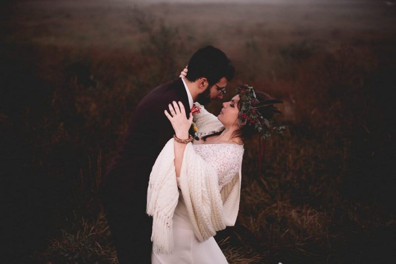 Un mariage dans la forêt de Brocéliande - Photos : Les bandits - Blog mariage : La mariée aux pieds nus