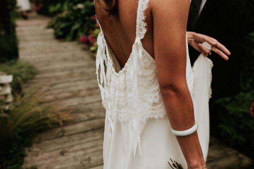 Un mariage sur un ponton au Cap Ferret - Photographe : Yoris Photographer - Blog mariage : La mariée aux pieds nus
