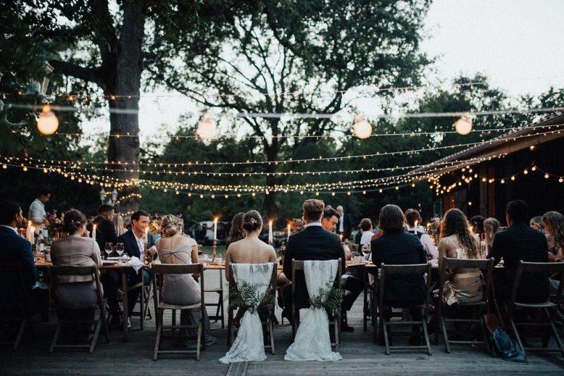 Les indispensables pour un diner de mariage réussi ! - Des conseils à retrouver sur le blog mariage La mariée aux pieds nus
