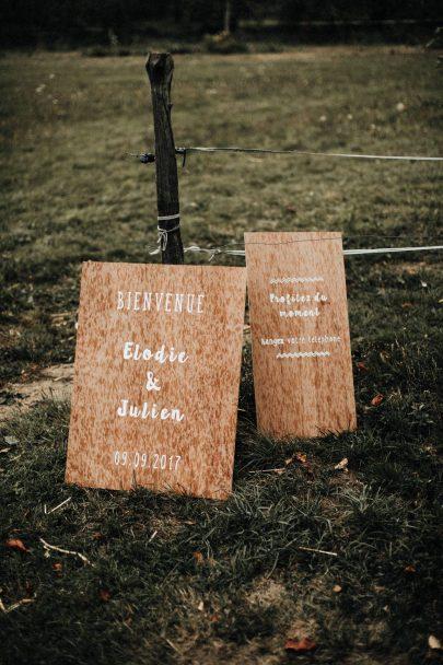 Un mariage champêtre en Alsace - Photos : Steven Bassilieaux - Blog mariage : La mariée aux pieds nus