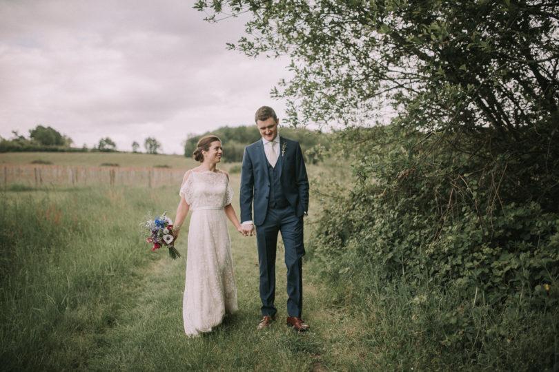 Un mariage intime et champêtre au Château Rigaud