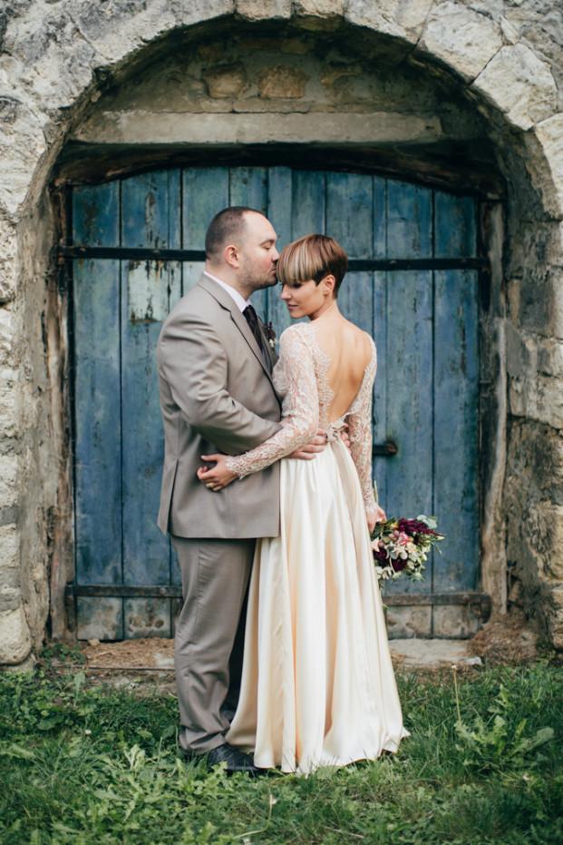 un mariage champtre et color - Tenue Mariage Champetre