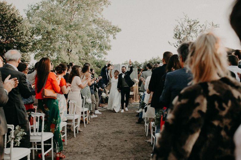 Un mariage champêtre au Domaine de la Javernière près Lyon - Photos : Matterhorn Photography - Blog mariage : La mariée aux pieds nus