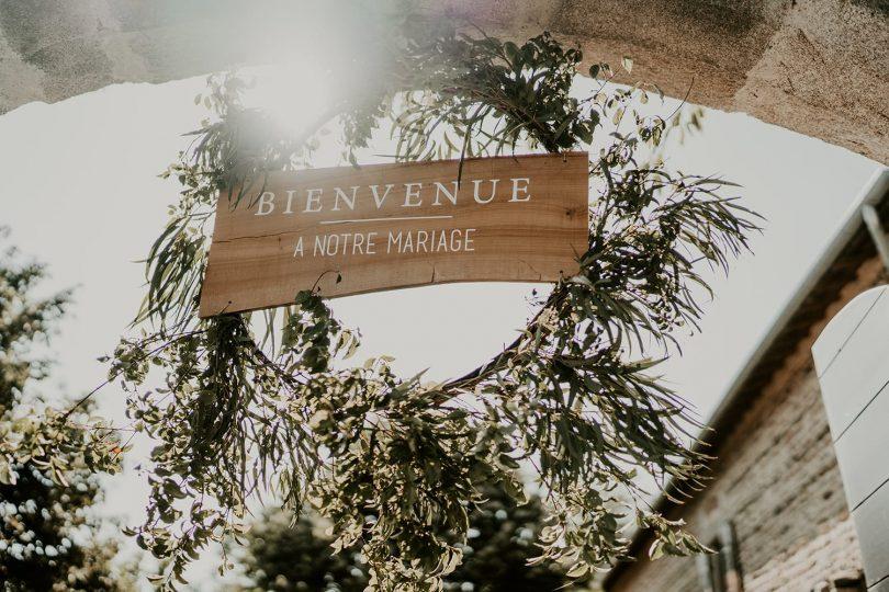 Un mariage champêtre près de Lyon - Photos : Les Histoires d'A - Blog mariage : La mariée aux pieds nus
