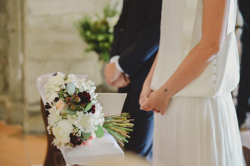 Un mariage champêtre en Italie - A découvrir sur le blog mariage www.lamarieeauxpiedsnus.com - Photos : L&V Photography