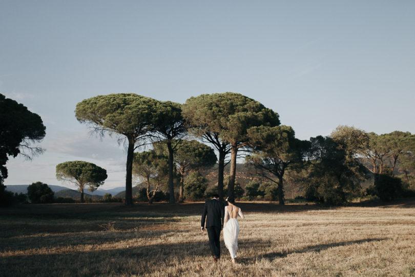 Un mariage en petit comité au Château des Demoiselles - A découvrir sur le blog mariage www.lamarieeauxpiedsnus.com - Photos : Sébastien Boudot