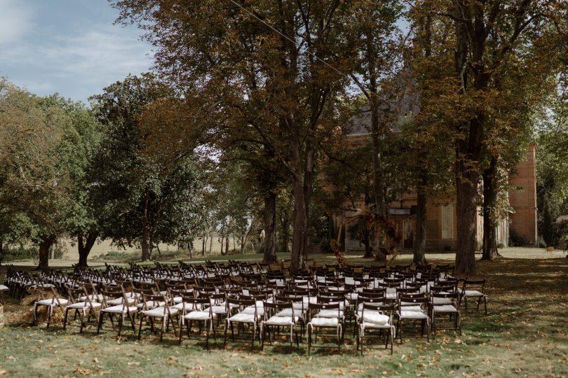 Un mariage au Chateau Nolet en Midi-Pyrénées - Photos : Aurélien Bretonnière - Blog mariage : La mariée aux pieds nus
